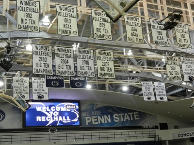 Penn State 2014 Season Preview: Part 1 -- Setters and Outside Hitters