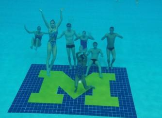 Penn State Sinks Michigan at Cliff Keen