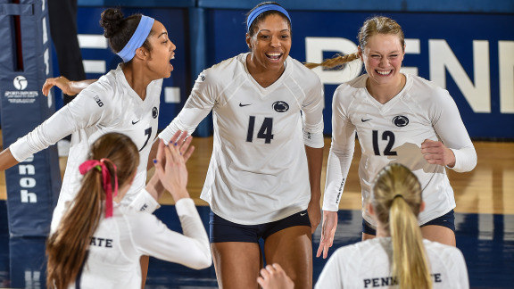 Penn State Downs Dayton (On to the Sweet Sixteen)