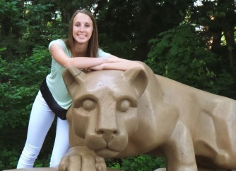 Cami May (2017) Verbals to Penn State