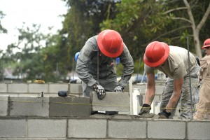 Construction_continues_at_Gabriela_Mistral_Primary_School_site_150603-F-LP903-314