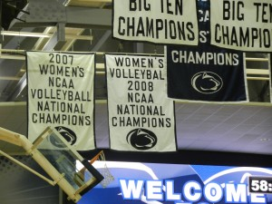 It was not a banner night for the Nittany Lions