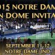 Lions Sweep Irish in Golden Dome Invitational Finale