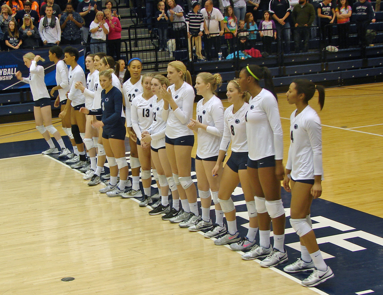Department of We're Late: Final 2015 Penn State Women's Volleyball Stats