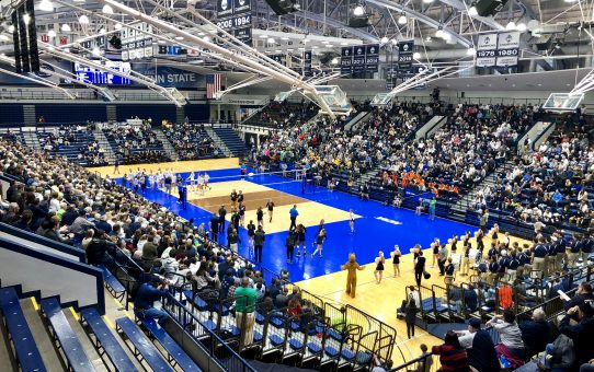 Penn State Sweeps Maryland (with Post-Match Quotes)