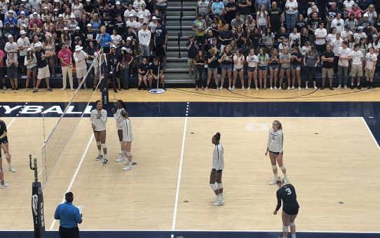 Penn State Goes 3-0 On D.C. Trip