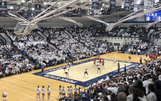 Four Penn State Women's Volleyball Alums To Represent U.S.