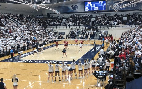 Penn State Women's Volleyball Releases 2019 Roster