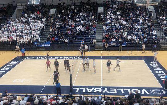 Penn State Sweeps Howard (with Post-Match Quotes)