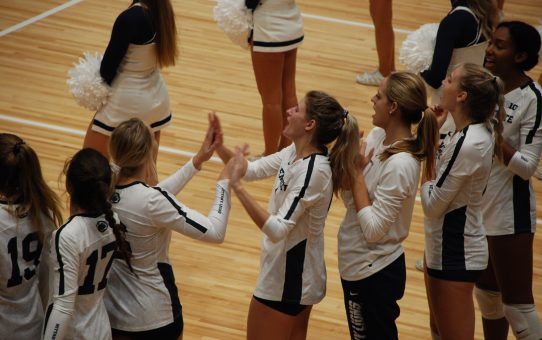 Penn State Women's Volleyball Sweeps Iowa State (Quotes from Coach Rose)