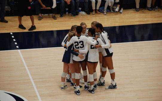 Penn State Women's Volleyball Loses To Stanford 3-1 (with Post-Match Quotes)