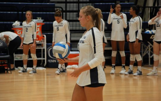Gabby Blossom's Penn State Women's Volleyball Teammates On Playing Alongside Her