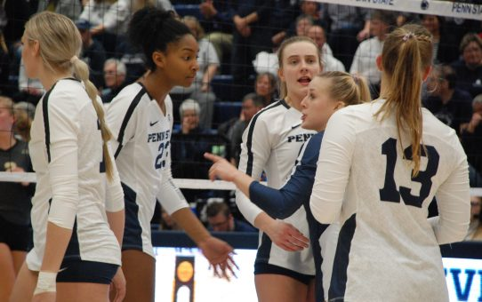 Penn State Women's Volleyball Loses To Minnesota 3-1 (with Post-Match Quotes)