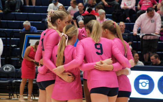 Anjelina Starck Shares Why She Committed To Penn State Volleyball