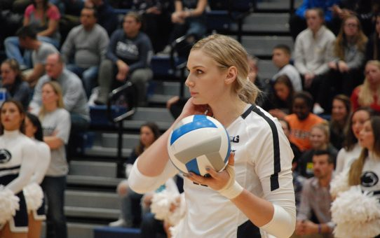 Tori Gorrell Having Senior Season To Remember For Penn State Women's Volleyball