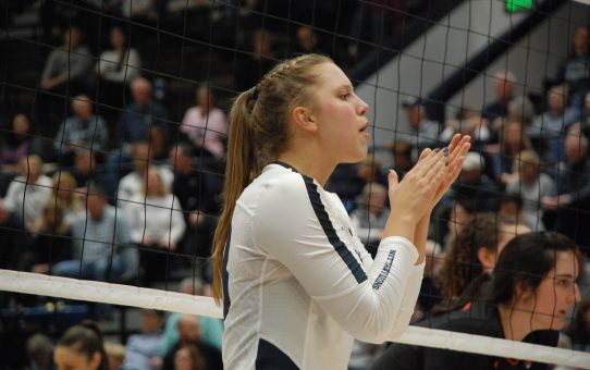 Gabby Blossom Sets Penn State Women's Volleyball Up For Deep NCAA Tournament Run