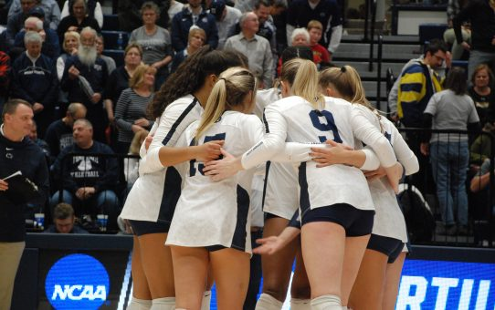 Rachel Muisenga Reflects On Penn State Volleyball Future