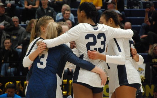 Five Penn State Women's Volleyball Standouts Named All-Americans