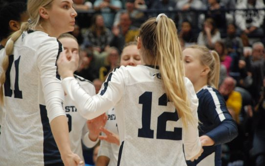 Penn State Volleyball Lands West Virginia Transfer Keatan Broughton