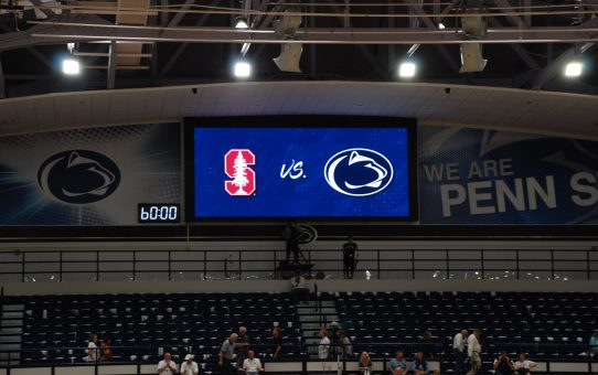 Penn State Women's Volleyball Ready For Latest Epic Stanford Clash