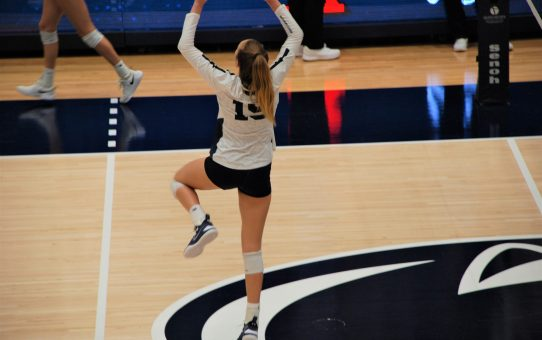Emily Oerther An Intriguing Player For Penn State Women's Volleyball