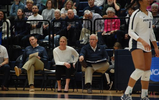 Russ Rose Signs Four-Year Contract Extension With Penn State