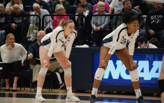 An Early Look At Penn State Volleyball's 2020 Offense