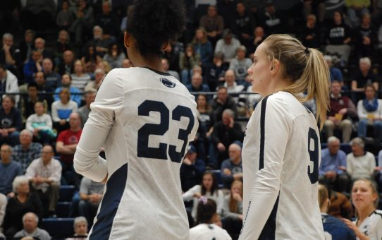 Imagining The Ultimate Penn State Volleyball Blue-White Scrimmage