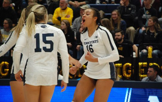 An Early Look At Penn State Volleyball's 2020 Defense