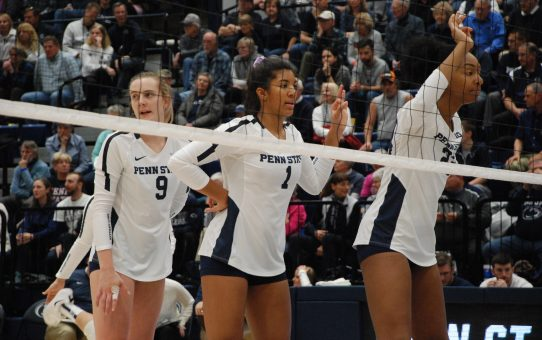 Penn State Volleyball Releases Video Addressing Racial Injustice