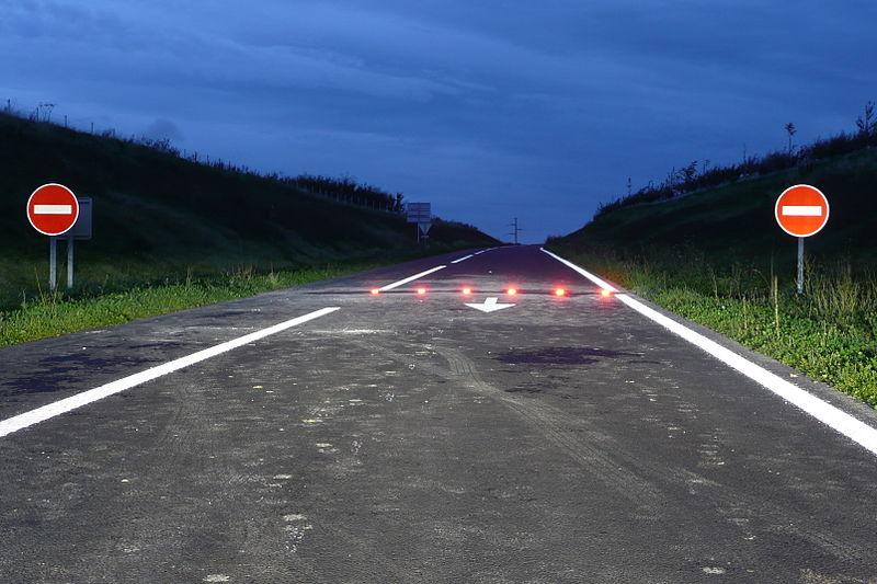Driving Wrong way