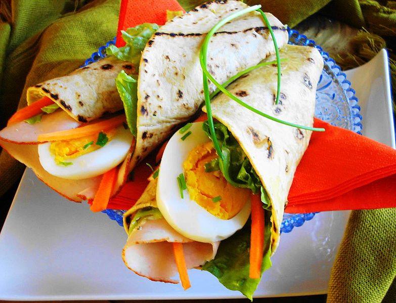 Wraps - Roti